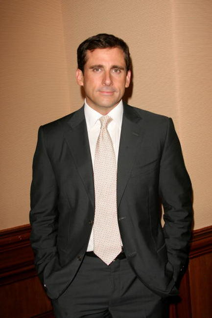 Steve Carell at the cocktail reception for the 2006 Summer TCA Awards in California.