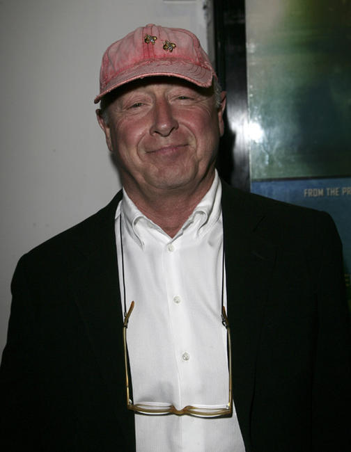 Tony Scott at the UK premiere of