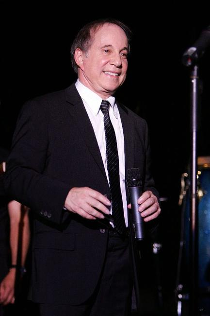 Paul Simon at the 20th Anniversary Children's Health Fund Gala.