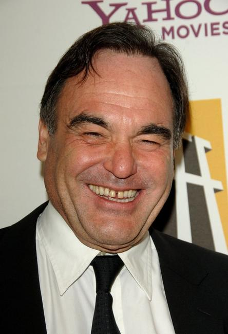 Oliver Stone at The Hollywood Film Festival 10th Annual Hollywood Awards.
