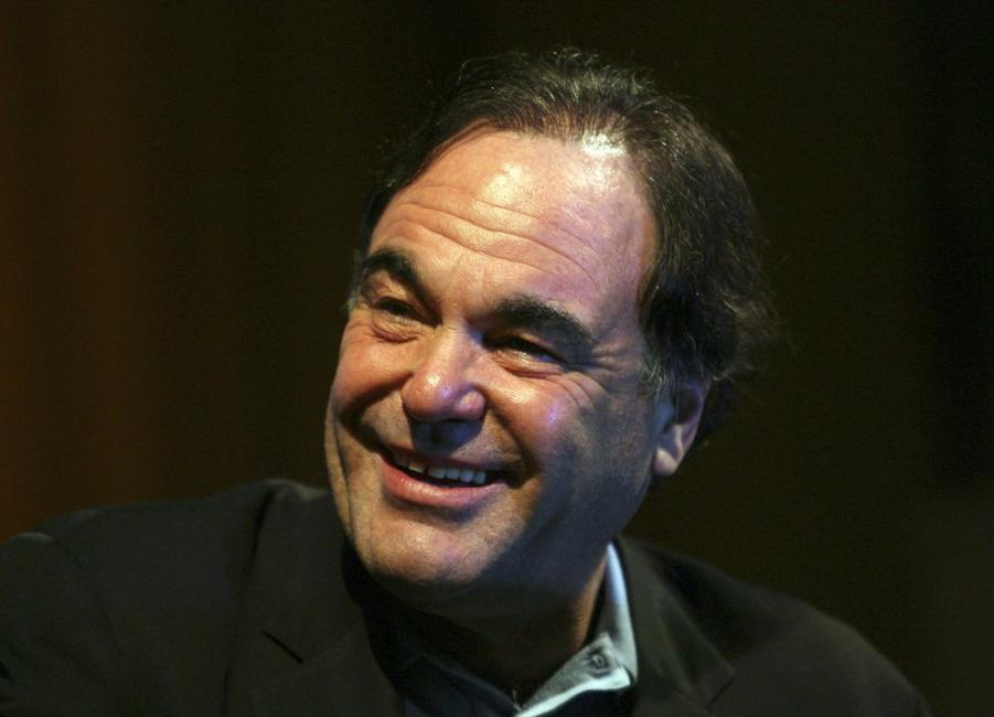 Oliver Stone at the Hollywood Reporter Billboard - Film & TV Music Conference.
