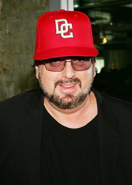 James Toback at the after party for the premiere