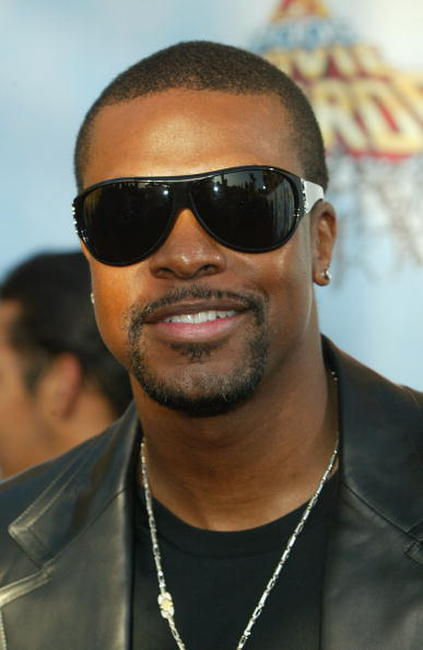 Chris Tucker at the 2005 MTV Movie Awards in L.A.