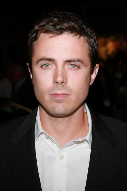 Actor Casey Affleck at the premiere of
