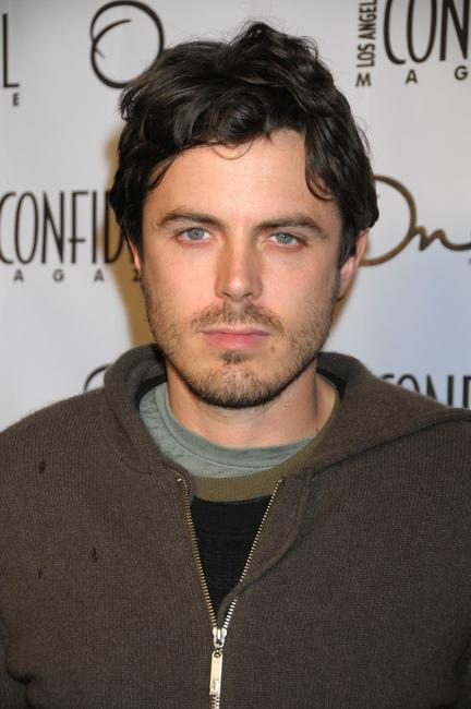Casey Affleck at the celebration of the newest issue of Los Angeles Confidential magazine.