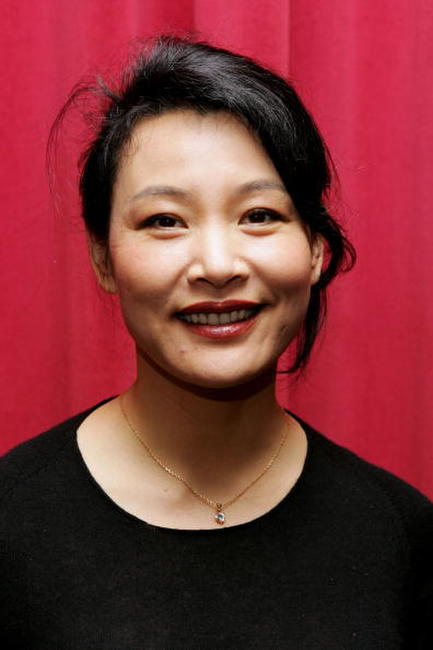 Joan Chen at the 57th Berlin International Film Festival in Berlin, Germany.
