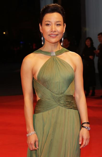 Joan Chen at the 64th Venice Film Festival.