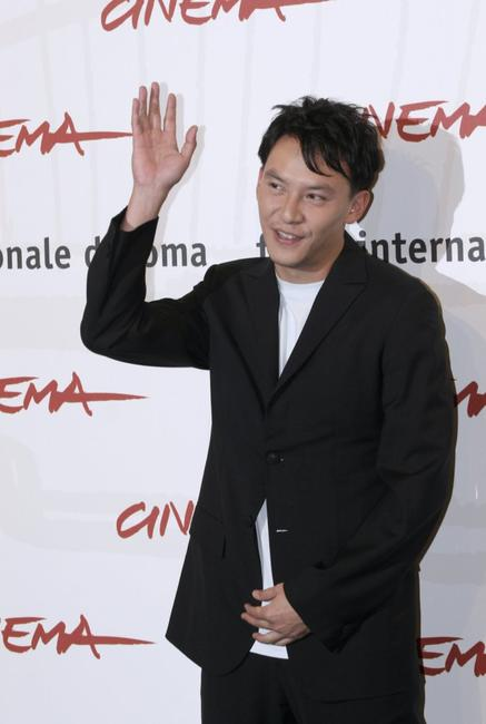 Chang Chen at the Rome Film Festival (Festa Internazionalel di Roma), attend a photocall to promote the movie