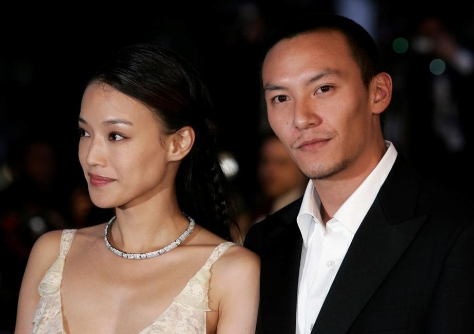 Chang Chen and Shu Qi at the 58th International Cannes Film Festival, attend the screening of
