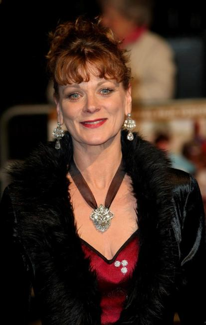 Samantha Bond at the Cinema and Television Benevolent Fund Royal Film Performance 2008 and world premiere of