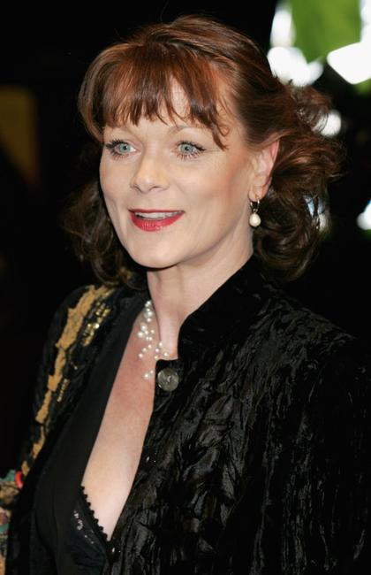 Samantha Bond at the Awards of London Film Critics Circle (ALFS).