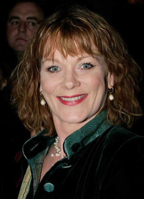 Samantha Bond at the Sound Of Music - Press Night.