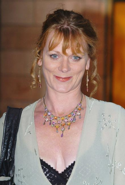 Samantha Bond at the Royal Gala premiere of