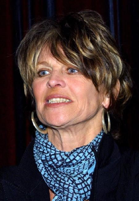 Julie Christie at the Lysistrata Project a worldwide theatre event for peace.