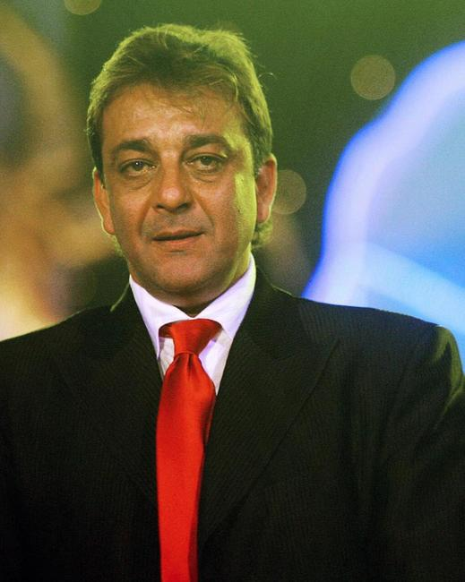 Sanjay Dutt at the Gladrags Miss India 2007 Beauty Pageant.