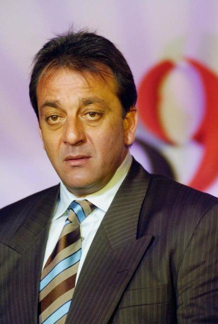 Sanjay Dutt at the launch of his company