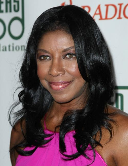 Natalie Cole at the Black Eyed Peas' 4th Annual Peapod Foundation Benefit Concert.