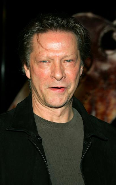 Chris Cooper at the premiere of