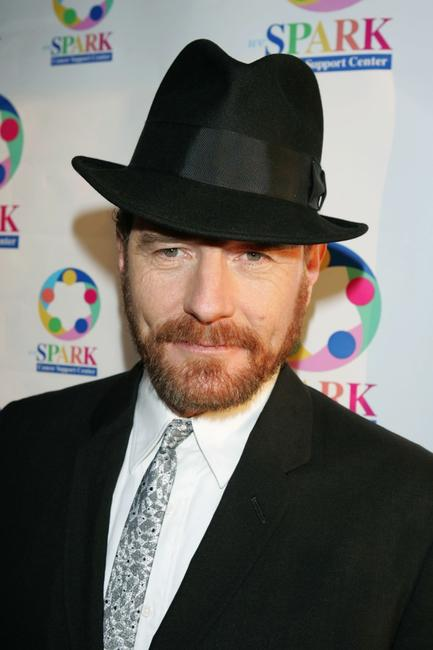 Bryan Cranston at the WeSPARKLE Variety Hour (and a Half) to benefit weSPARK Cancer Support Center.