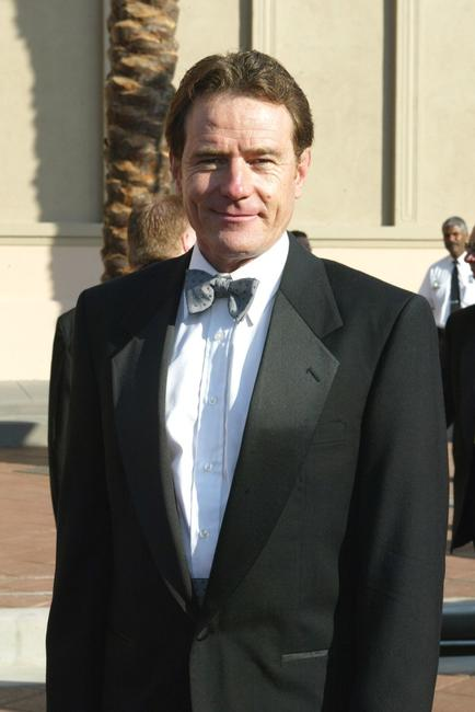 Bryan Cranston at the 2002 Creative Arts Emmy Awards.
