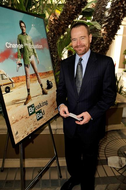 Bryan Cranston at the AFI Awards 2008.