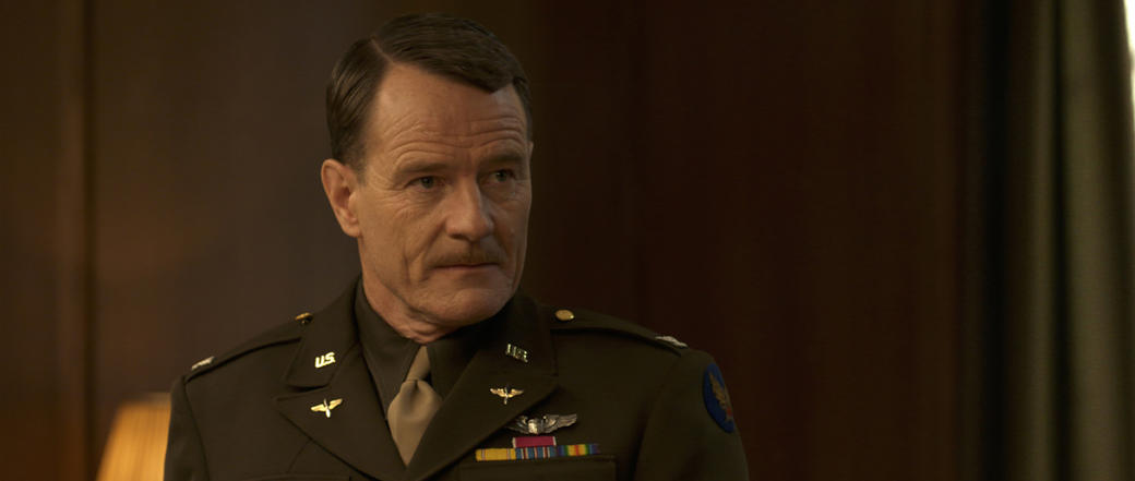 Bryan Cranston as Colonel William Mortamus in