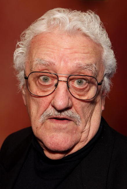 Bernard Cribbins at the press launch of