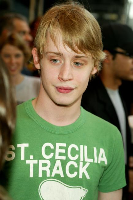 Macaulay Culkin at the Gay and Lesbian Film Festival.