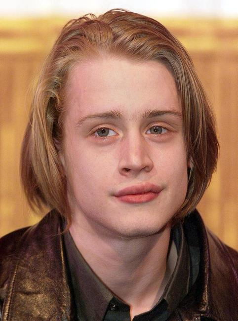 Macaulay Culkin at the London for the photocall of