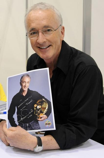 Anthony Daniels at the
