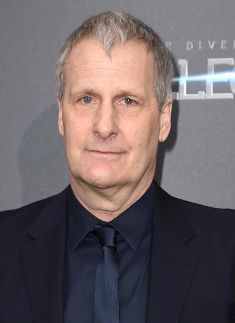 Jeff Daniels at the New York premiere of