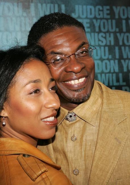 Keith David at the HBO premiere of