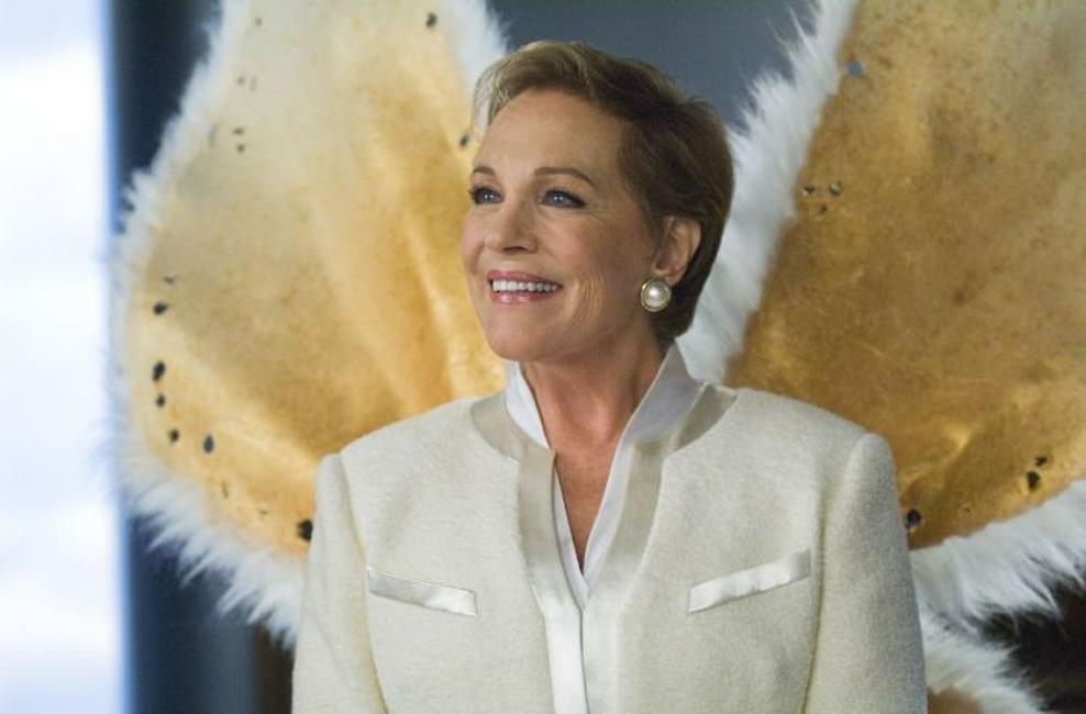 Julie Andrews as tooth fairy matriarch Lily in