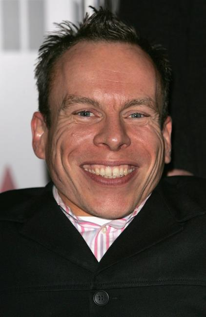 Warwick Davis at the Total Film and Sky Movies Red Carpet Preview.