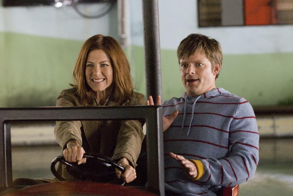 Jennifer Aniston and Steve Zahn in