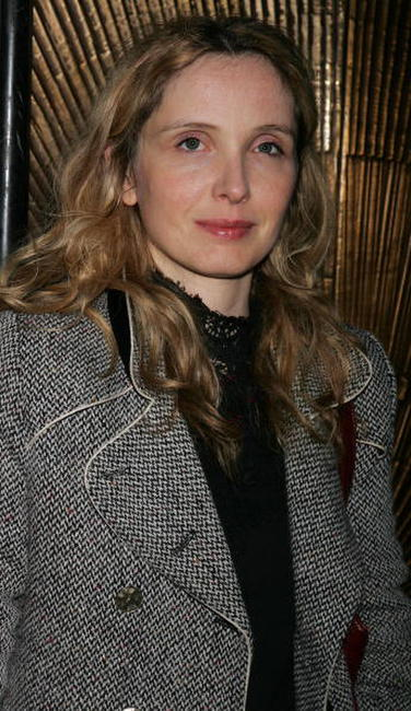 Julie Delpy at Crown Royal and Tab Energy Drink's Cool Down Post Award Season Party in L.A.