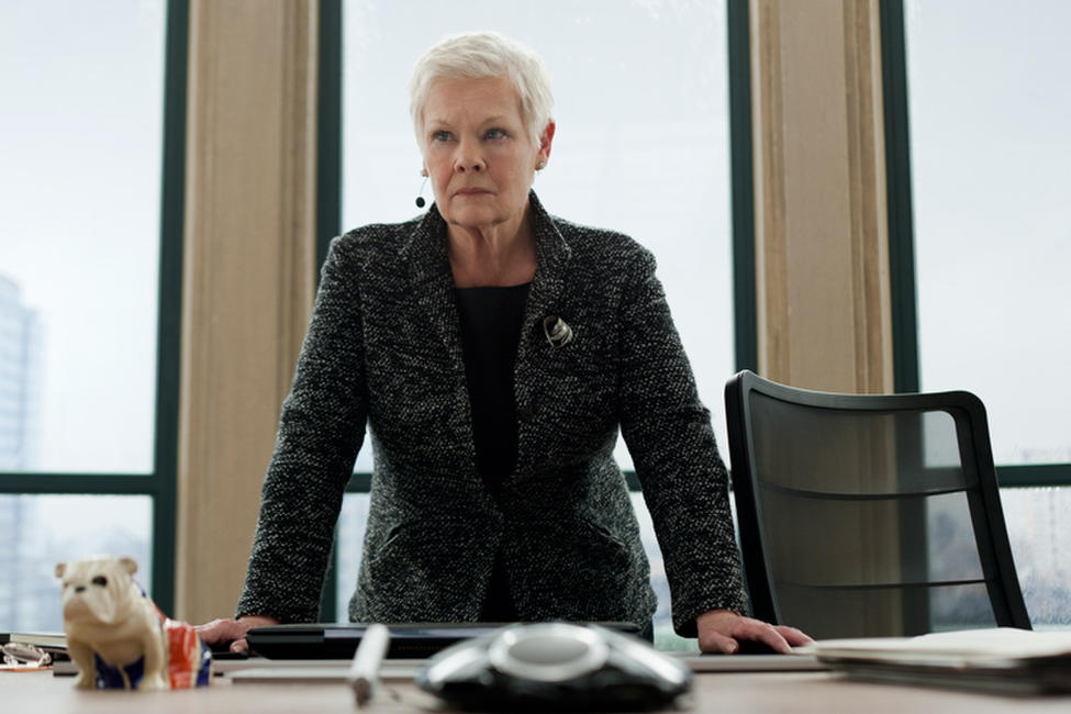 Judi Dench in