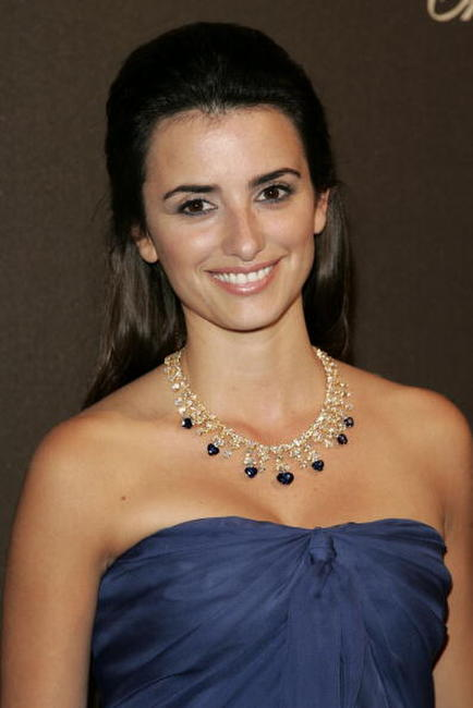 Penelope Cruz at the 'Chopard Party' during the 59th International Cannes Film Festival in Cannes, France.