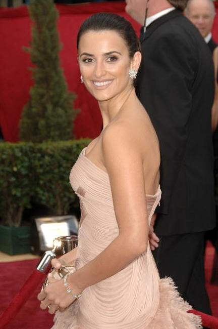 Penelope Cruz at the 79th Annual Academy Awards in Hollywood.