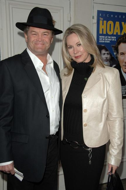 Mickey Dolenz and Ami Dolenz at the special screening of