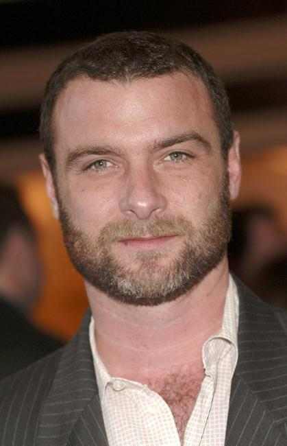 Liev Schreiber at the opening of