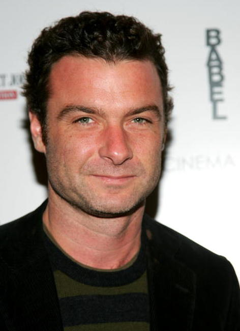Liev Schreiber at a N.Y. screening of