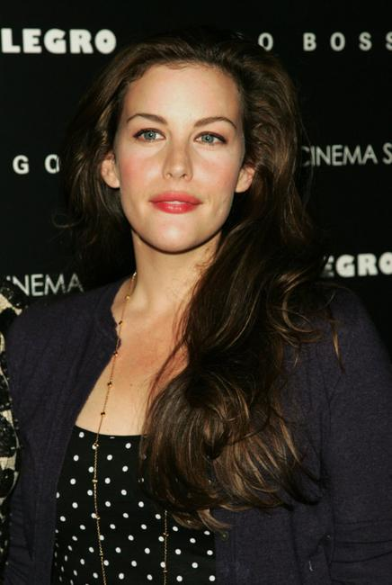 Liv Tyler at the premiere of