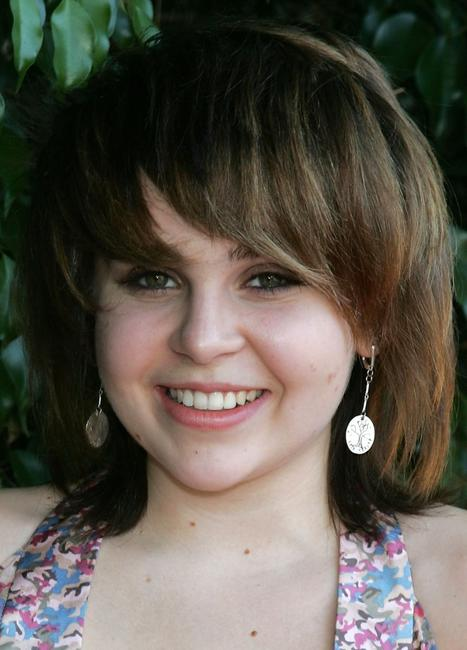 Mae Whitman at the 4th annual Bogart Backstage Children's Choice Awards.