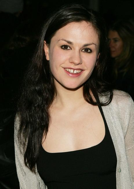 Anna Paquin at the opening night of