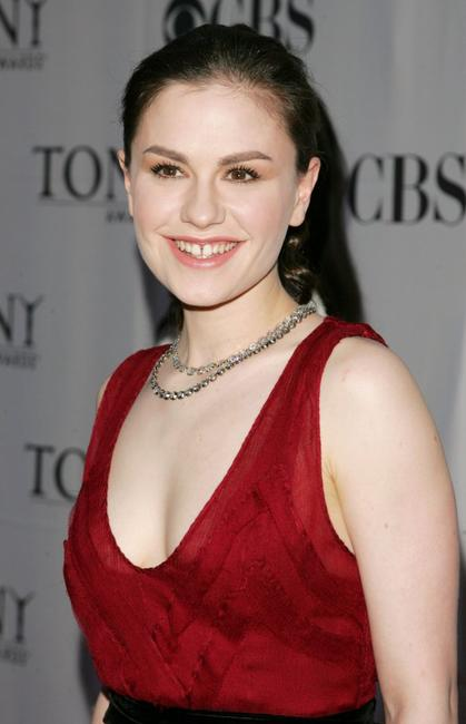 Anna Paquin at the 60th Annual Tony Awards.