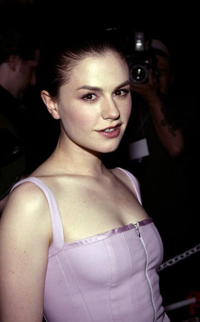 Anna Paquin at the 49th Annual Drama Desk Awards.