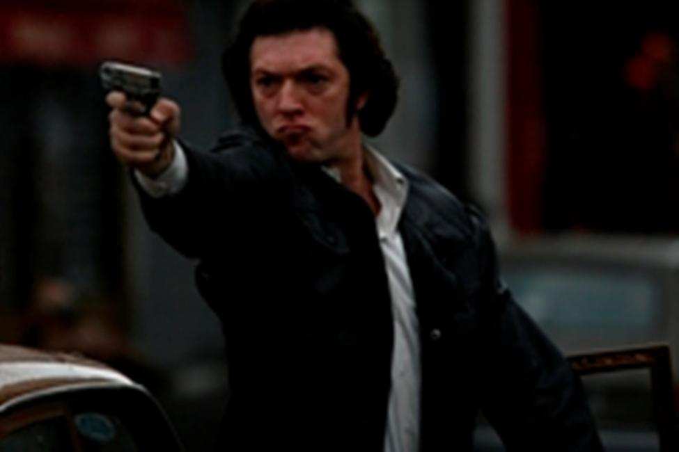 Vincent Cassel as Jacques Mesrine in