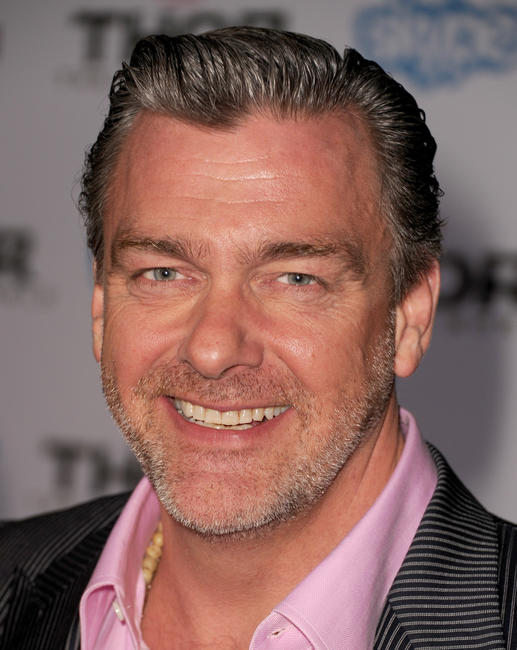 Ray Stevenson at the premiere of Marvel's 'Thor: The Dark World' at the El Capitan Theatre in Hollywood, CA.