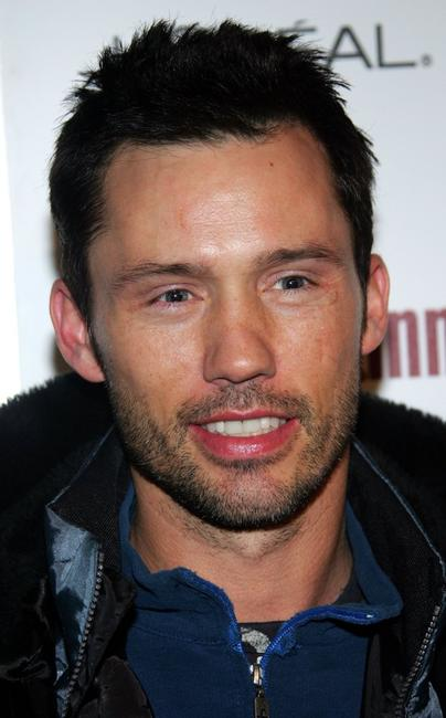 Jeffrey Donovan at the Entertainment Weekly party.